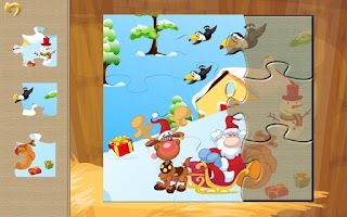 Screenshot of Christmas Games: Toy Party