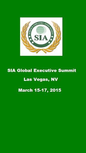 SIA Global Executive Summit