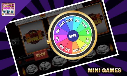 Triple Jackpot - Slot Machine- screenshot thumbnail