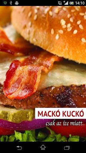Mackó Kuckó