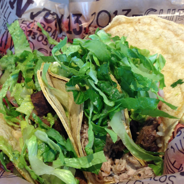 Gluten free tacos