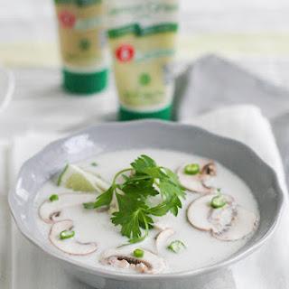 Tom Kha Soup.