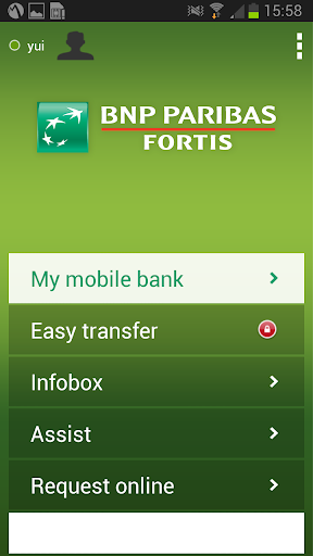 Easy banking