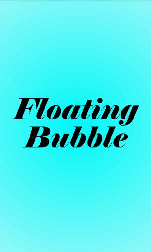 FloatingBubbleFree