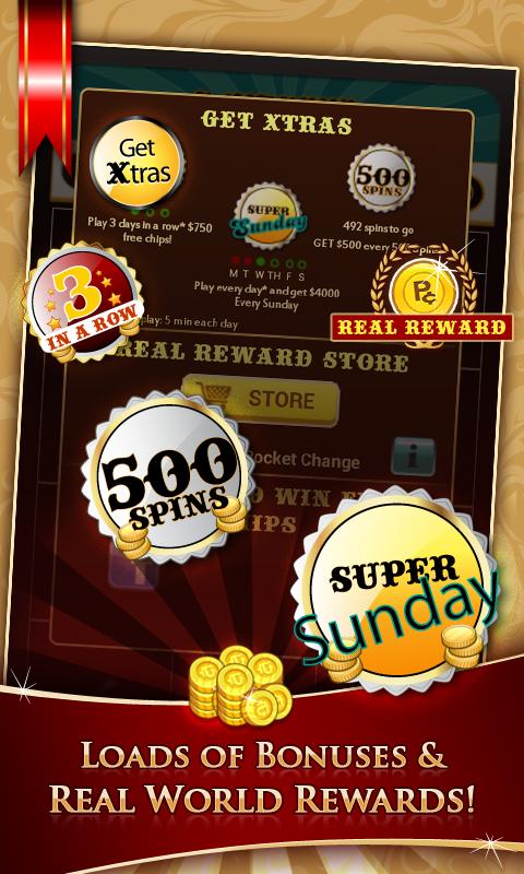 Slot Machine - FREE Casino screenshot #7