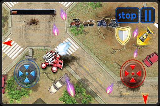 SUPER WAR TANK 3D