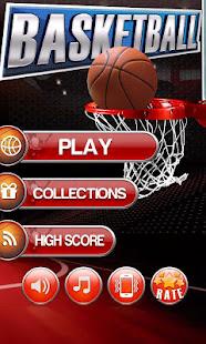 Screenshots of Basketball Mania for iPhone
