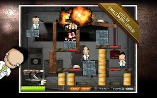 Screenshot of Rodent Rage
