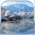 Winter Lake Free LWP icon