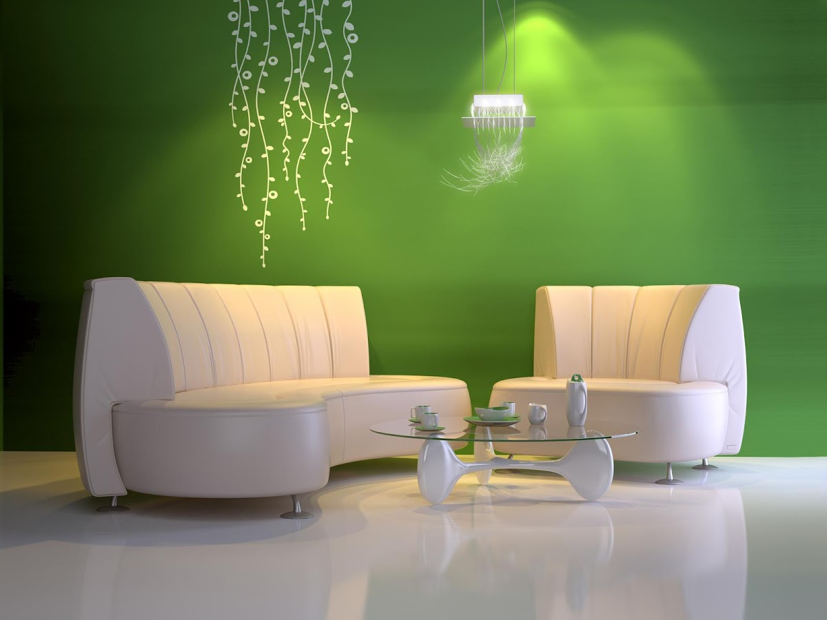 Green room paint ideas - Green Room Painting Ideas Screenshot