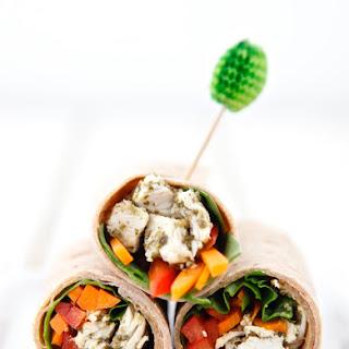 Pesto Wrap Recipes.
