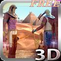Egypt 3D Free live wallpaper icon