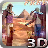 Egypt 3D Free live wallpaper