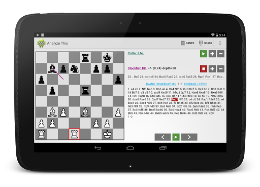Chess - Analyze This (Free) 5.1.2 screenshots 3