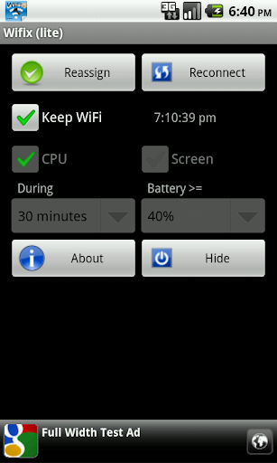 Wifix (lite) apk screenshot 2