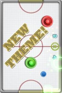 Glow Hockey 2 Mod Apk (Unlimited Money) 2