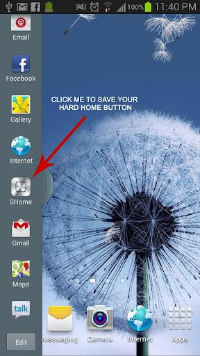 SHome for Samsung Multi Window