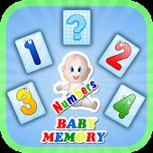 Baby Memory Numbers