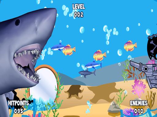 Ocean Danger Shark Attack