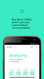Glove - A Network That Fits - screenshot thumbnail