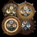 Steampunk Watch Wallpaper icon