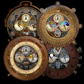 Steampunk Watch Wallpaper