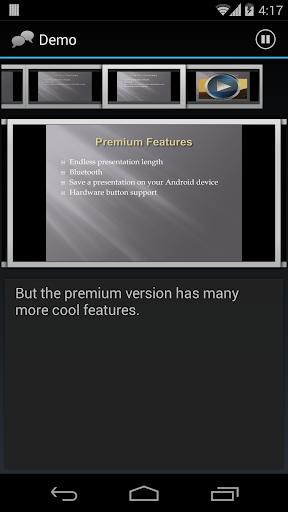 Remote Presenter for PC