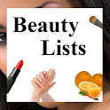 Beauty Lists icon