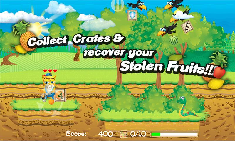 Fruity Tales - screenshot