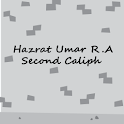Hazrat Umar R.A Second Caliph logo