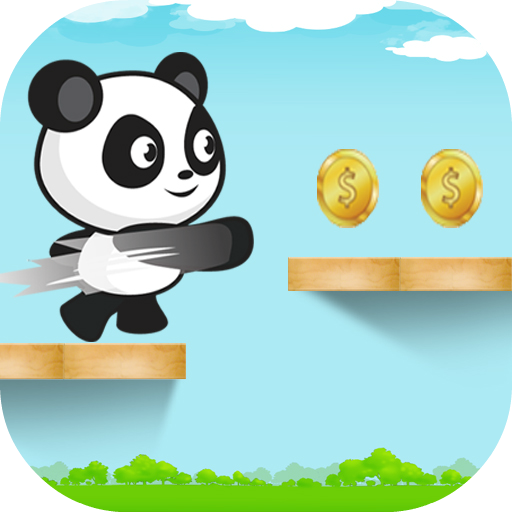 Panda Coins LOGO-APP點子