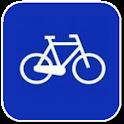 Bike navigator free logo