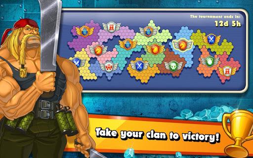 Jungle Heat: War of Clans 2.0.17 screenshots 13