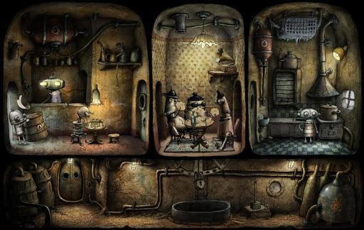 Machinarium  screenshots 18