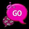 GO SMS THEME/PrincessKisses1 icon