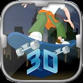 Amazing Street Skating Game