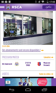 RSCA Official by Proximus- screenshot thumbnail