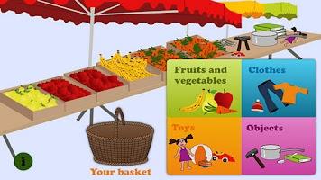 Screenshot of My English Market lite(course)