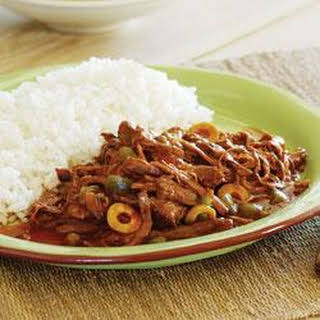 Ropa Vieja (Cuban Meat Stew).