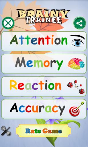 Brainy Trainee Game