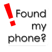 Found my phone?