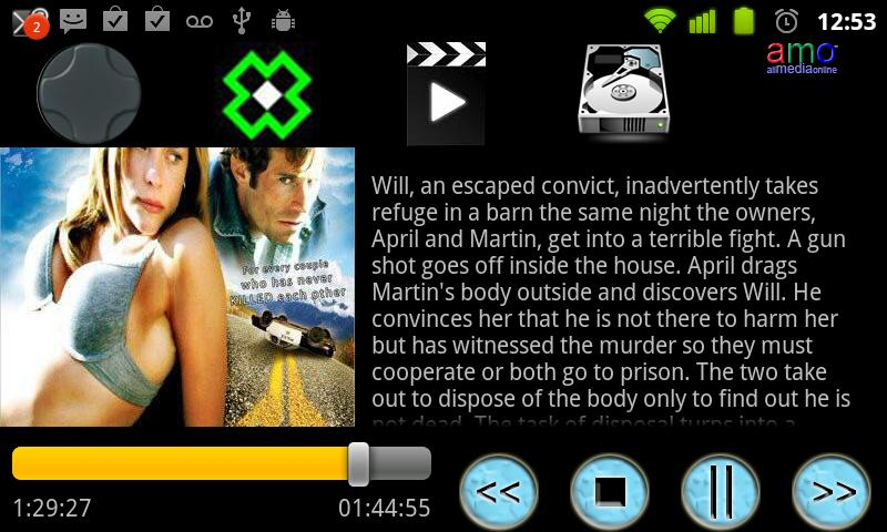 a Boxee Remote Pro - screenshot