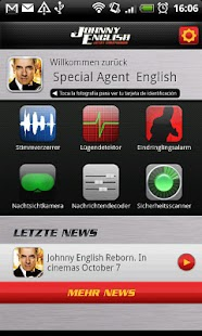 Johnny English Spy Kit (DE) - screenshot thumbnail