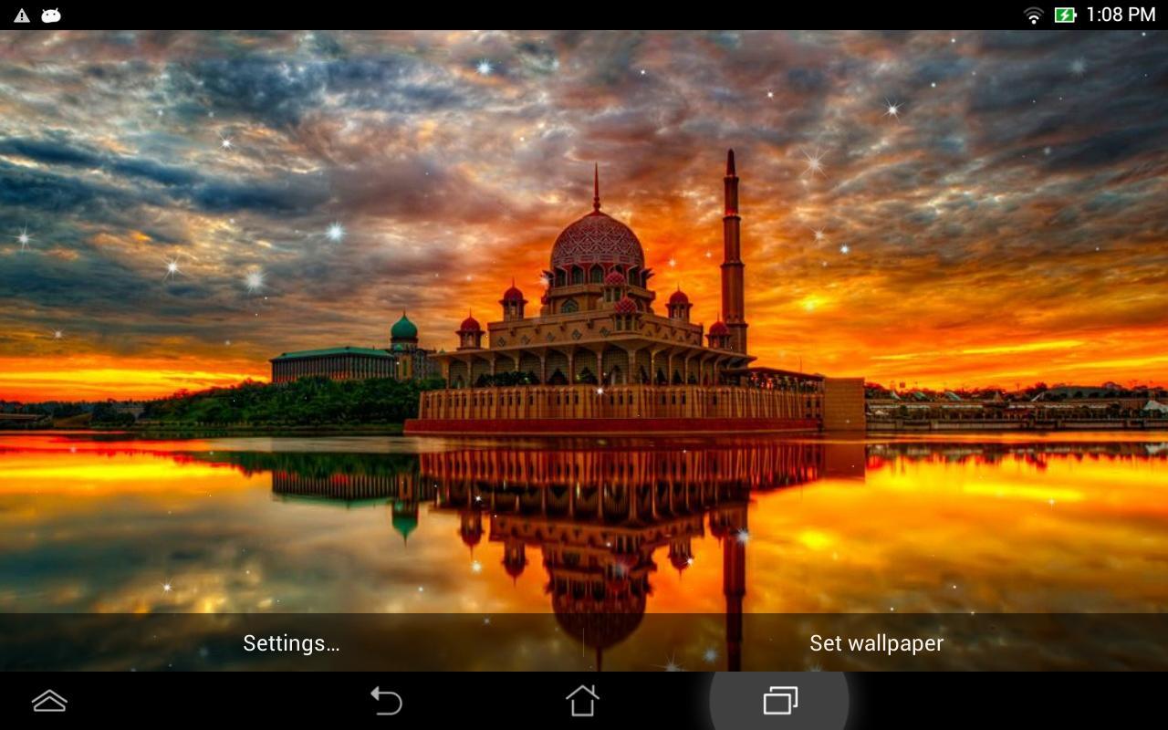 Hd wallpaper beautiful - Beautiful Mosques Hd Wallpaper Screenshot