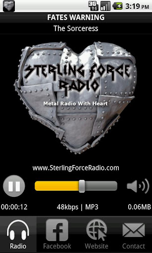Sterling Force Radio