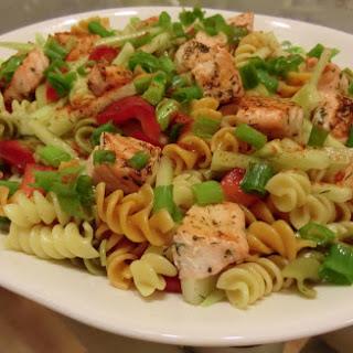 Pasta Salmon Salad