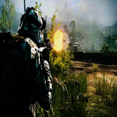 War Soldier Live Wallpaper