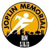 Joplin Memorial Run