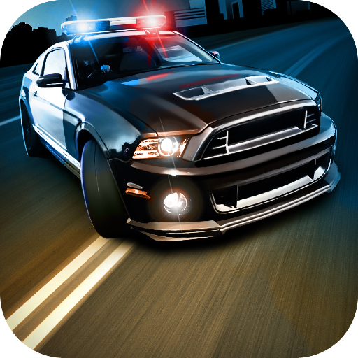 警察追车沙漠 賽車遊戲 App LOGO-APP開箱王