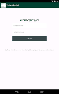 Energi Fyn - screenshot thumbnail
